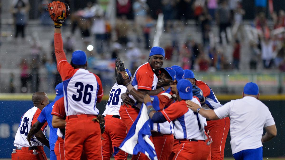 Vegueros de Pinar del Río Campeones Serie Del Caribe 2015