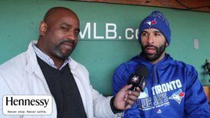 """Entrevista con Jose Bautista """"Latinos en Beisbol"""" Presentado por Hennessy"""