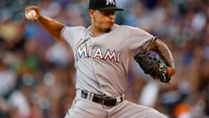 Marlins Closer Ramos: Earned all-star Roster Spot