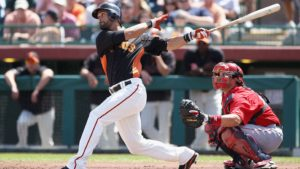 Angel Pagan:  Giants outfielder is healthy and part of Giants success in first half