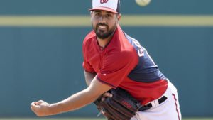 Gio Gonzalez:  Looking at a second half with adjustments for the adjustments