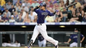Gonzo of the Rockies: If healthy they are that much better