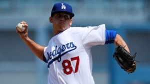 Dodgers Rookies have a role in September