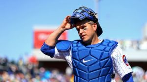Montero: Cubs catcher a champion in History Books