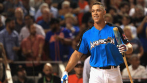 Aaron Judge wins 2017 Home Run Derby!