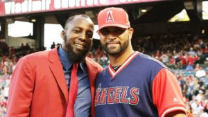 Vladimir Guerrero gets his wings as member of Angels Hall of Fame