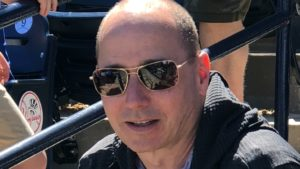 Ray Negron / Brian Cashman Interview
