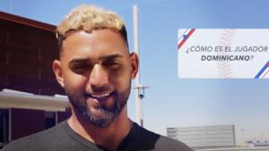 Como es el jugador Dominicano? Danny Salazar