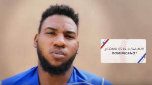 Como es el jugador Dominicano? Pedro Baez