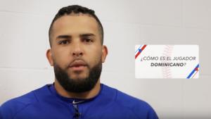 Como es el jugador Dominicano? Kelvim Herrera