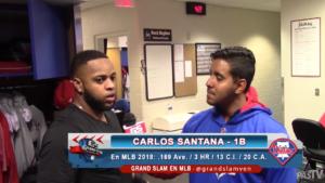GRAND SLAM INTERNACIONAL. MLB 2018 #19 Parte 02