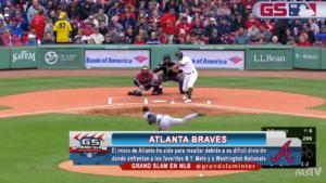 Grand Slam en MLB 2018 #26 Parte 01