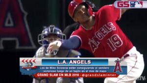 Grand Slam #27 en MLB 2018 Parte 03