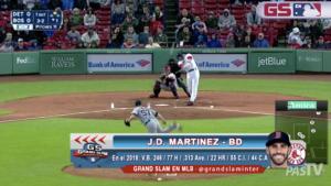 Grand Slam #30 en MLB 2018 Negro 01