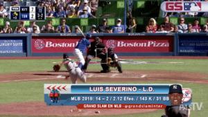 Grand Slam #37 en MLB 2018 Parte 01