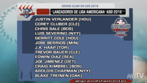 GRAND SLAM #39 en MLB 2018 Parte 01