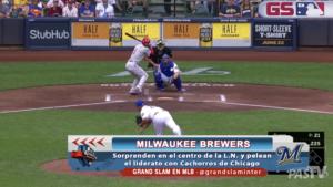 GRAND SLAM #39 en MLB 2018 Parte 03