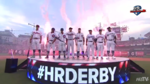 GRAND SLAM #41 EN MLB ASG 2018 Hr Derby PARTE 03