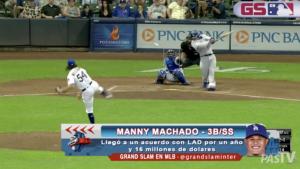 GRAND SLAM #43 en MLB 2018 Parte 01