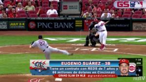 Grand Slam #46 en MLB 2018 Parte 03