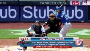 Grand Slam #45 en MLB 2018 Parte 01