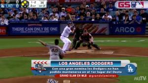 Grand Slam #50 en MLB 2018 Parte 01