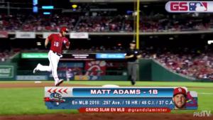 Grand Slam #52 en MLB 2018 Parte 01