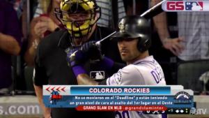 Grand Slam #52 en MLB 2018 Parte 02