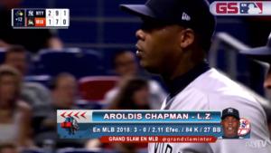 Grand Slam #53 en MLB 2018 Parte 01