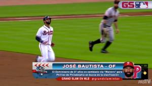 Grand Slam #55 en MLB 2018 Parte 01