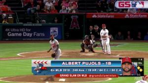 Grand Slam #56 en MLB 2018 Parte 01