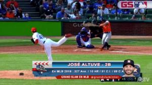 Grand Slam #56 en MLB 2018 Parte 02