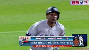Grand Slam #57 en MLB 2018 Parte 02