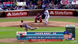 Grand Slam #58 en MLB 2018 Parte 02