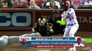 Grand Slam #59 en MLB 2018 Parte 02