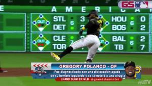 Grand Slam #60 en MLB 2018 Parte 02