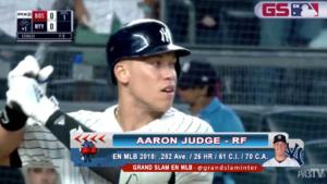 Grand Slam #61 en MLB 2018 Parte 02