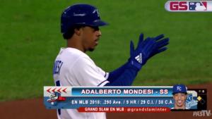 Grand Slam #61 en MLB 2018 Parte 03