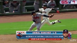 Grand Slam #62 en MLB 2018 Parte 02